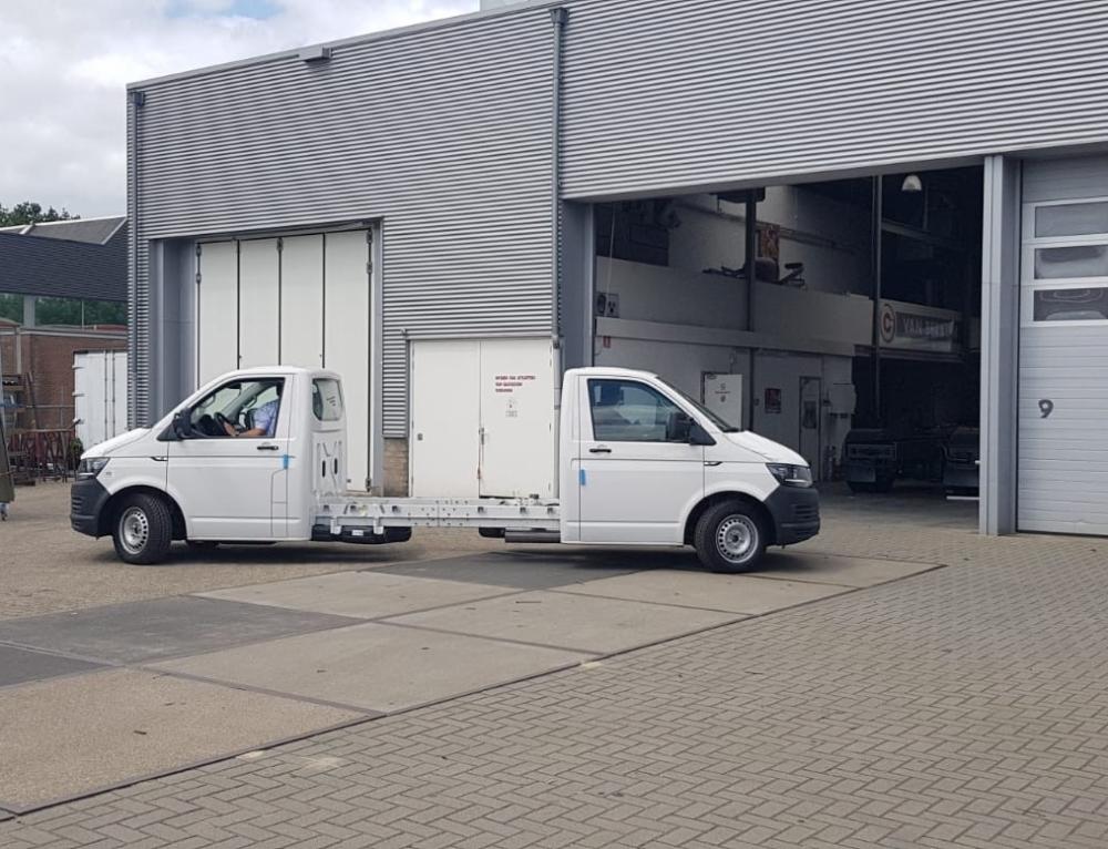 VW Triebkopfen voor FGS Nederland