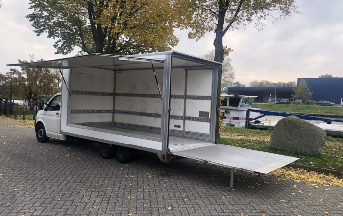 FGS verkoopwagen